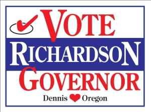 Richardson for Governor